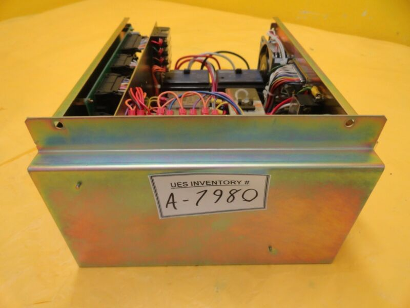 Ultratech Right Power Supply Assembly 2244i Photolithography System Used