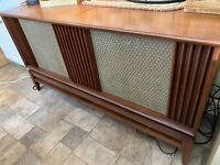 Vintage Philips Record Player