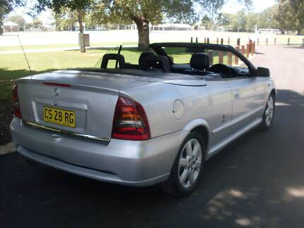 2003 HOLDEN ASTRA CONVERTIBLE---AUTO-- East Maitland Maitland Area Preview