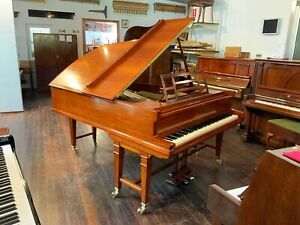 Absolutely stunning 'Style 7' Blüthner Piano in Brazilian Mahogany