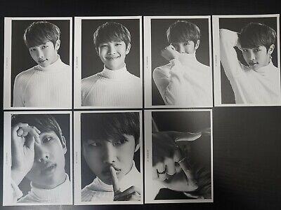 [Official] BTS FACE PHOTO COLLECTION [THE WINGS TOUR] RM 7pcs