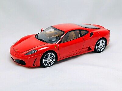 : :  INCREDIBLY RARE  : :  BBR 1:18 Ferrari F430  : :  F1 Red