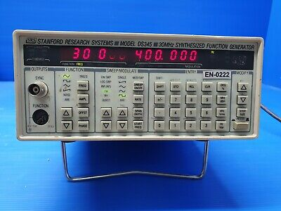 Stanford Research Systems Srs Ds345 30mhz Function Generator