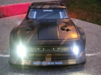 ARRMA Kraton Talion LED HD Light Kit Only  Headlights & Tail lights -HD2W2R  for sale  Shipping to India