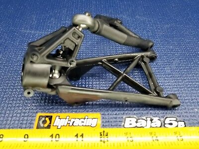 - HPI Front Suspension Arm/Hub Set Baja 5B 5T 5SC HPI85400 *GENUINE HPI PARTS*