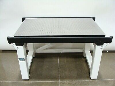 Newport Laser Optical Breadboard Air Vibration Isolation Table Vh3048-opt 48x30