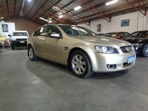 VERY TIDY 2007 Holden Berlina Sedan 3 YEARS AWN WARRANTY