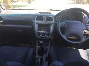 2002 SUBARU IMPREZA GX AWD MANUAL $2790