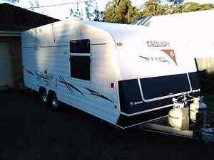 Caravan 2007 Kings Point Shoalhaven Area Preview