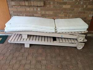Various Outdoor Furniture Pieces Bellevue Heights Mitcham Area Preview