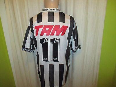 Atlético Mineiro Original umbro Matchworn Trikot 1995