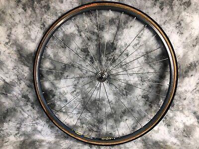 1896dd4914a Mavic SUP Reflex Tubular 700c Shimano Ultegra HB-6500 32 Hole Hub Front  Wheel