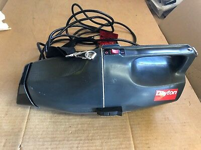 DAYTON 4Z906A PORTABLE HANDHELD DRY VACUUM for sale  South Gate