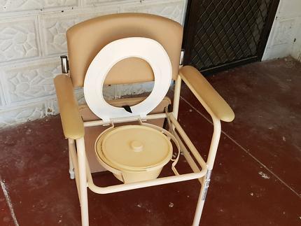 Commode/toilet chair | Miscellaneous Goods | Gumtree Australia ...