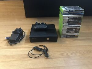 Xbox 360 + 2 controllers + all game (see picture)