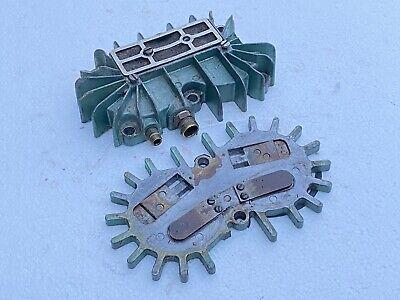 Complete Head For Campbell Hausfeld Air Compressor Hok-vt-12cah Speedaire
