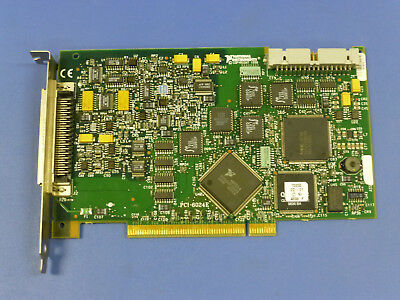 National Instruments Pci-6024e Ni Daq Card 185451b-02