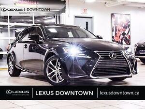 2017 Lexus IS 300 RECENT ARRIVAL