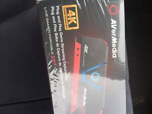 GAMING RECORDER AND STREAMER IN 4K-NEW-