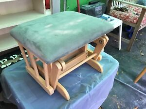 Rocking Chair Footstool