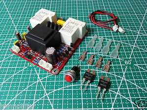 Assembled-Soft-Starter-Start-up-For-Power-Amplifier-W-Thermal-Dectector-Protect