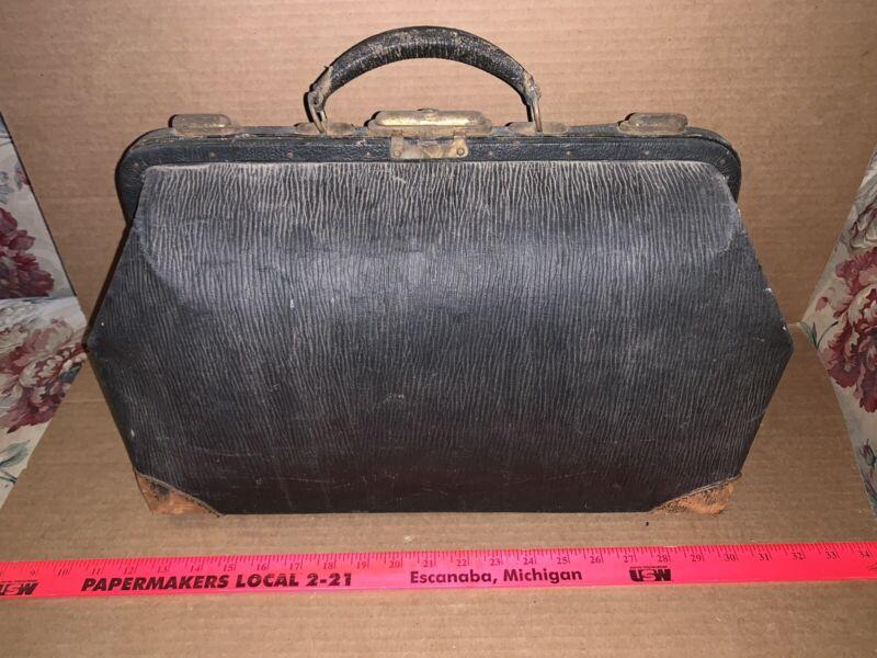 Vintage Antique Doctors Bag?