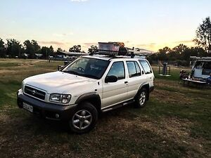 2001 Nissan Pathfinder AUT,4x4, Dual fuel,4month SA REGO, camping Adelaide CBD Adelaide City Preview
