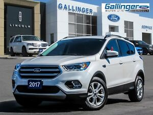 2017 Ford Escape SE 4WD w/2.0L ECOBOOST AND NAVIGATION