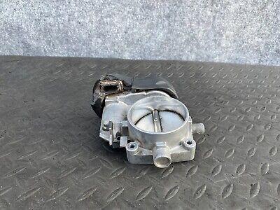 ✔MERCEDES W220 W215 W211 S55 AMG THROTTLE BODY SUPERCHARGER COMPRESSOR V8 OEM