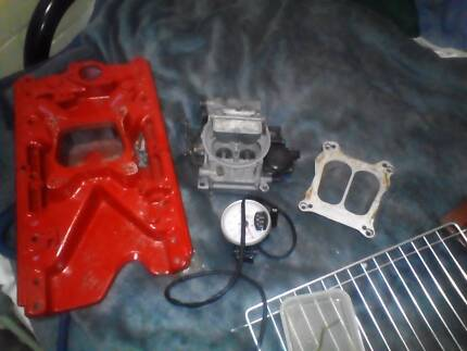 253 308 carburetor manifold And taco