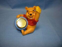 Disney Winnie The Pooh Figurine Desk Clock  (A625)