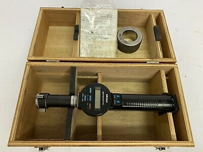 Mitutoyo - Borematic Absolute Bore Gage 1.2 - 1.6 Lot 14539