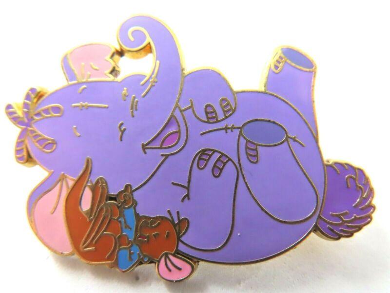 Disney Pin Pooh & Gang Booster Roo & Lumpy #52362