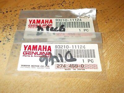 YAMAHA TZR250 XS500 XS700 XS650 GEN  CYLINDER HEAD O-RING ORING 93210-11124
