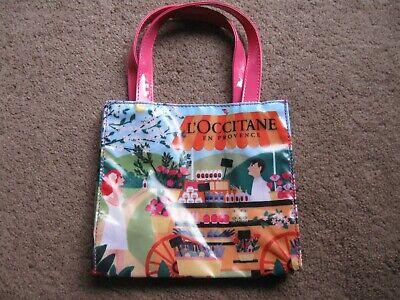 L'Occitane make up/mini shpper bag - collectable for sale  Sheffield