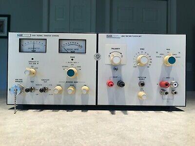 Fluke 540b Thermal Transfer Standard W A54-2 Voltage Plug-in Unit