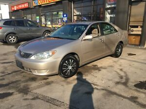 2005 Toyota Camry certified 3500$