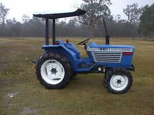 Iseki 4270 Tractor Grafton Clarence Valley Preview