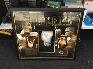 Kostya Tszyu King of the Ring Blocked Frame Gawler Gawler Area Preview