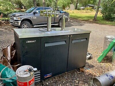 Turbo Air Commercial Kegerator With 6 Taps4 11 L 23 D X 31 T