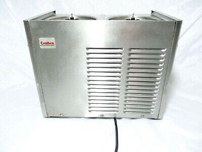 Grindmaster-cecilware D25-3 Crathco Classic Bubblers Premix Cold Beverage Dispen