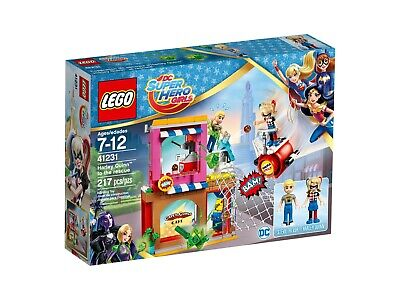 Lego Dc Super Hero Girls 41231 Harley Quinn™ Eilt For Help - New/Boxed