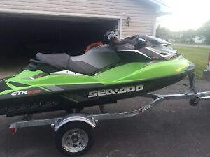 FALL BLOW OUT 2017 SEA DOO GTR 230 R  LIKE NEW WITH WARRANTY