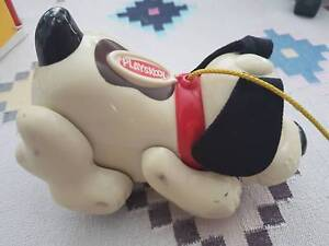 Playskool pull along dog