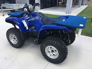 Yamaha 4x4 Grizzly 550 Walkerston Mackay City Preview