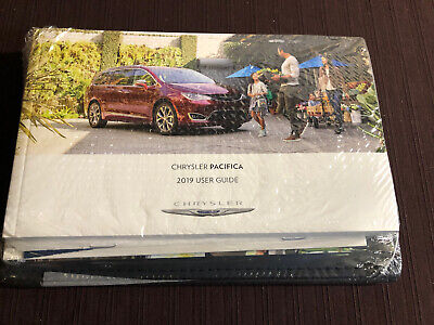 2019 Chrysler Pacifica Owners Manual