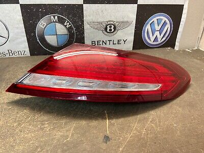 2016 2017 2018 2019 Mercedes Benz C Class Coupe Right Led Tail Light Oem Used