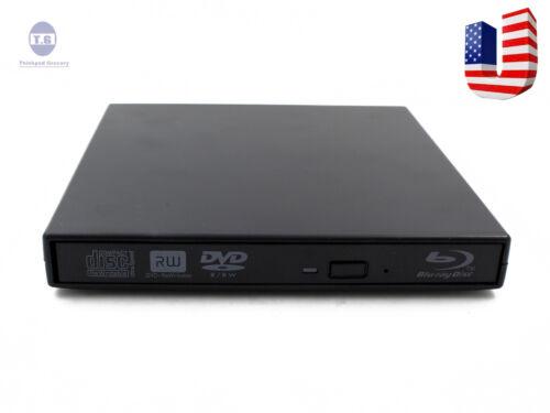 USB External 6x Blu Ray Burner player-CD DVD BD Writer -PC/MAC- Panasonic UJ240