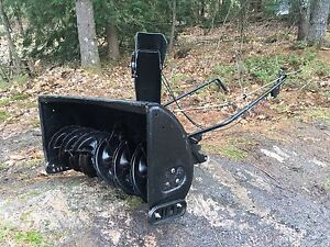"""MTD blower attachment for lawn tractor - 42"""""""