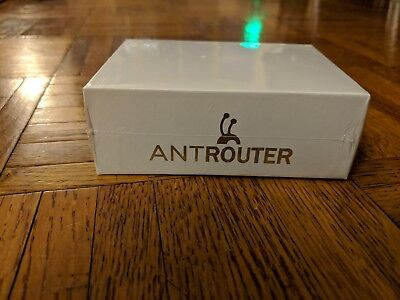 New Antminer AntRouter R1-LTC Litecoin Miner WiFi Router Bitmain IN HAND